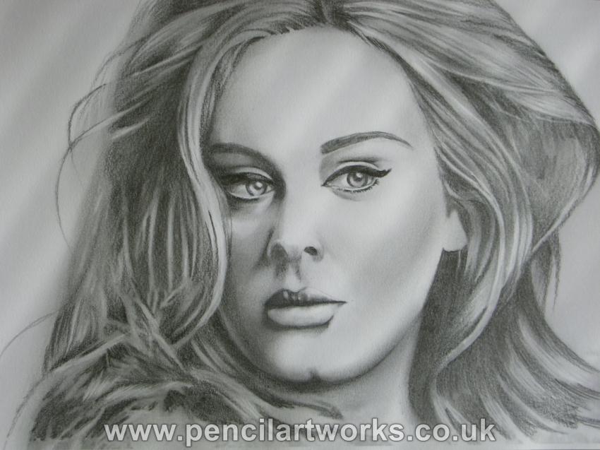 Adele by stevea1000